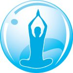Aqua Yoga Symbol canstockphoto15179797